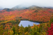 Mount Joe And Heart Lake From The Adirondacks
